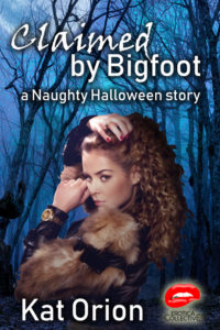 Book Cover: Claimed by Bigfoot